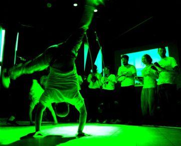 capoeira sas